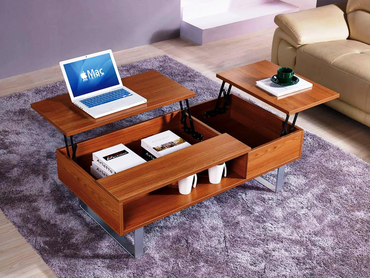 Image of: Convertible Coffee Table