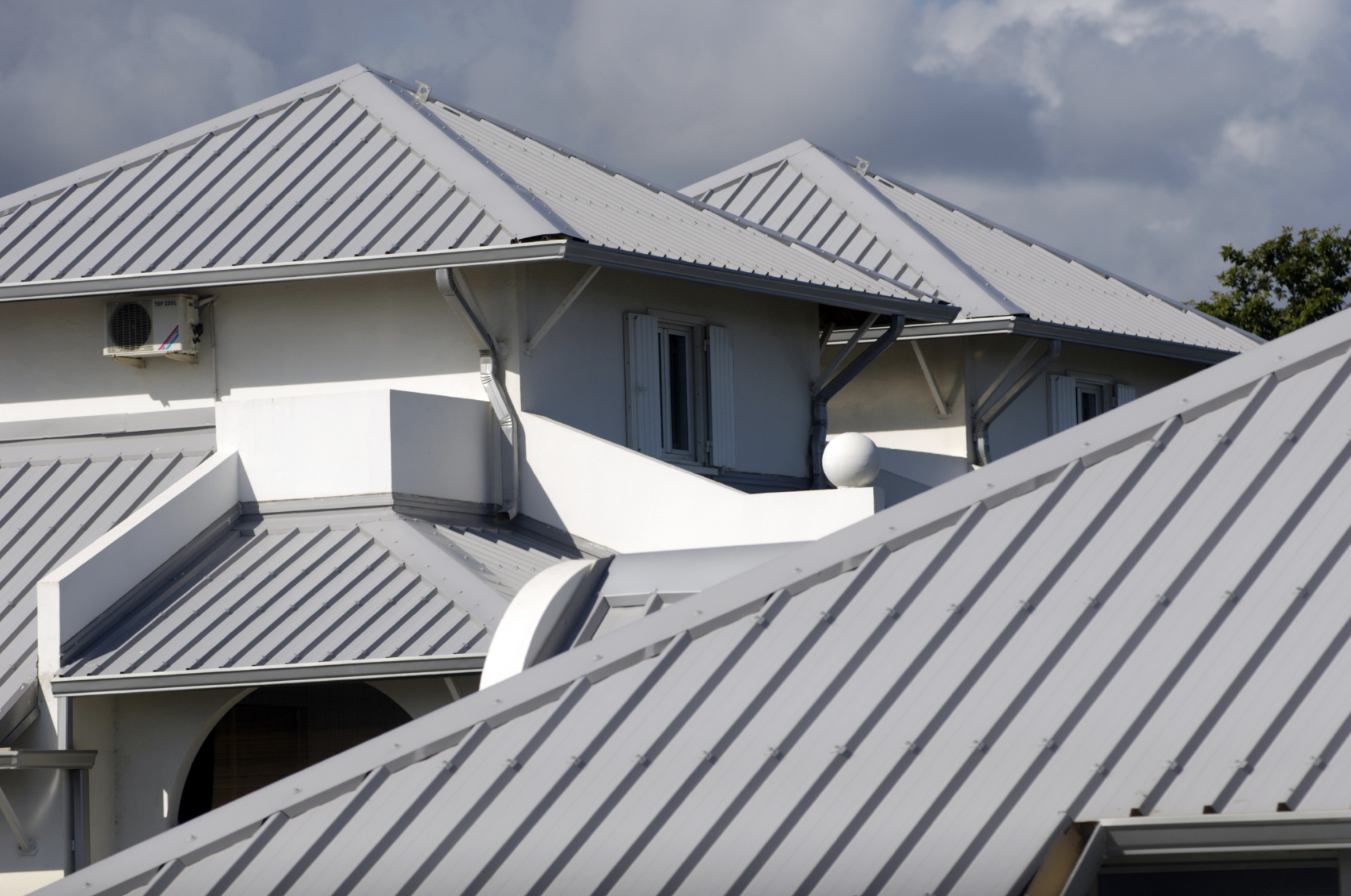 Cool Aluminum Roofing