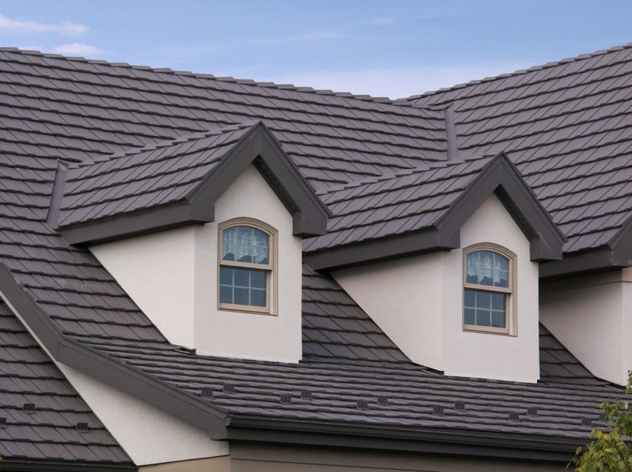 Image of: Country Aluminum Roofing