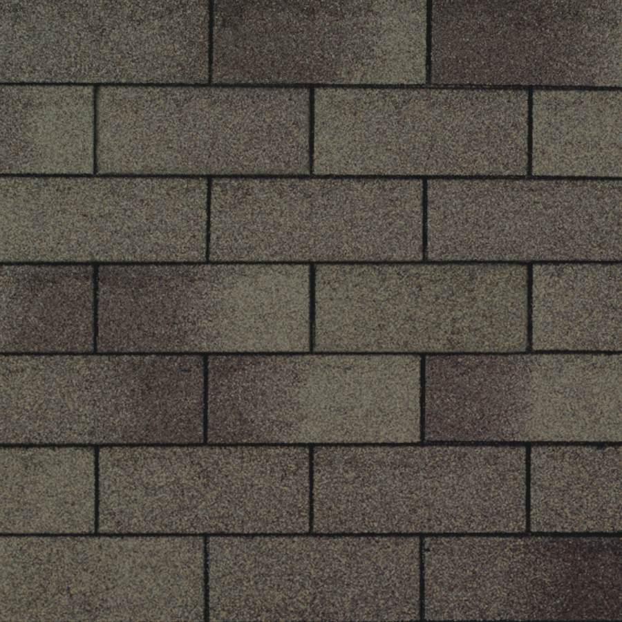 Image of: Dark 3 Tab Roofing Shingles