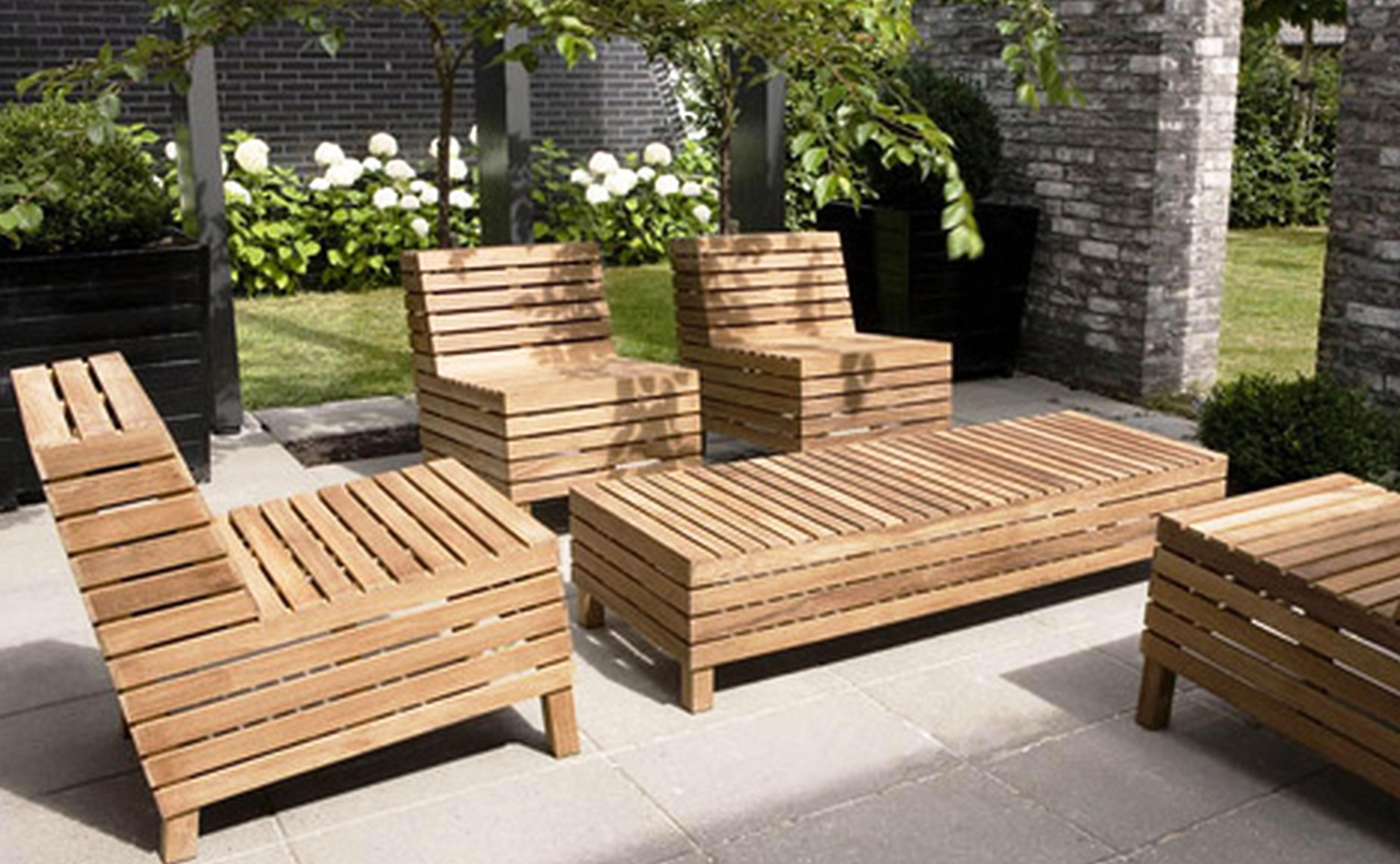 Image of: Deep Seating Outdoor Furniture
