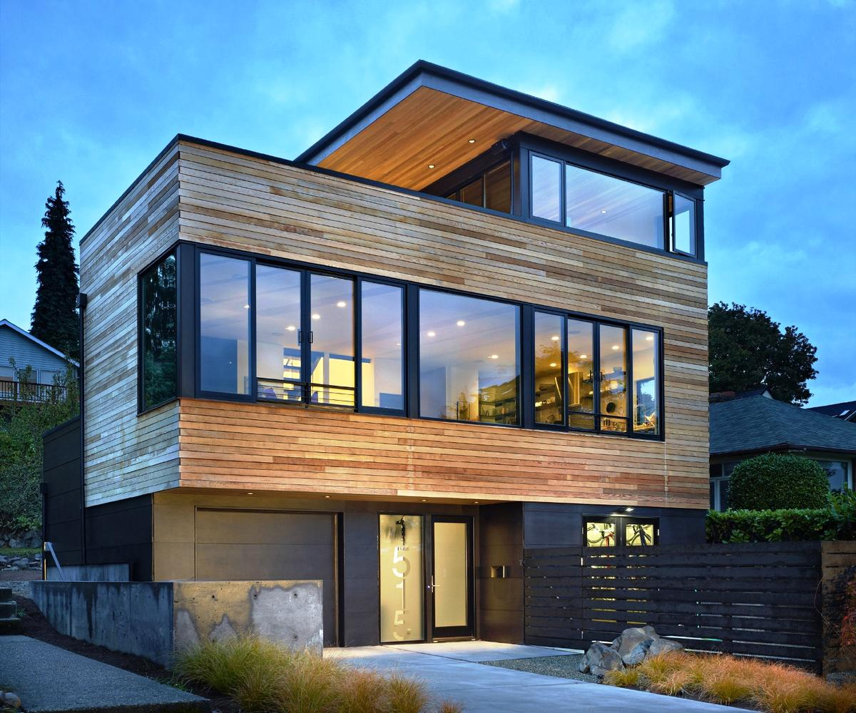 Image of: Exterior Wood Siding Ideas