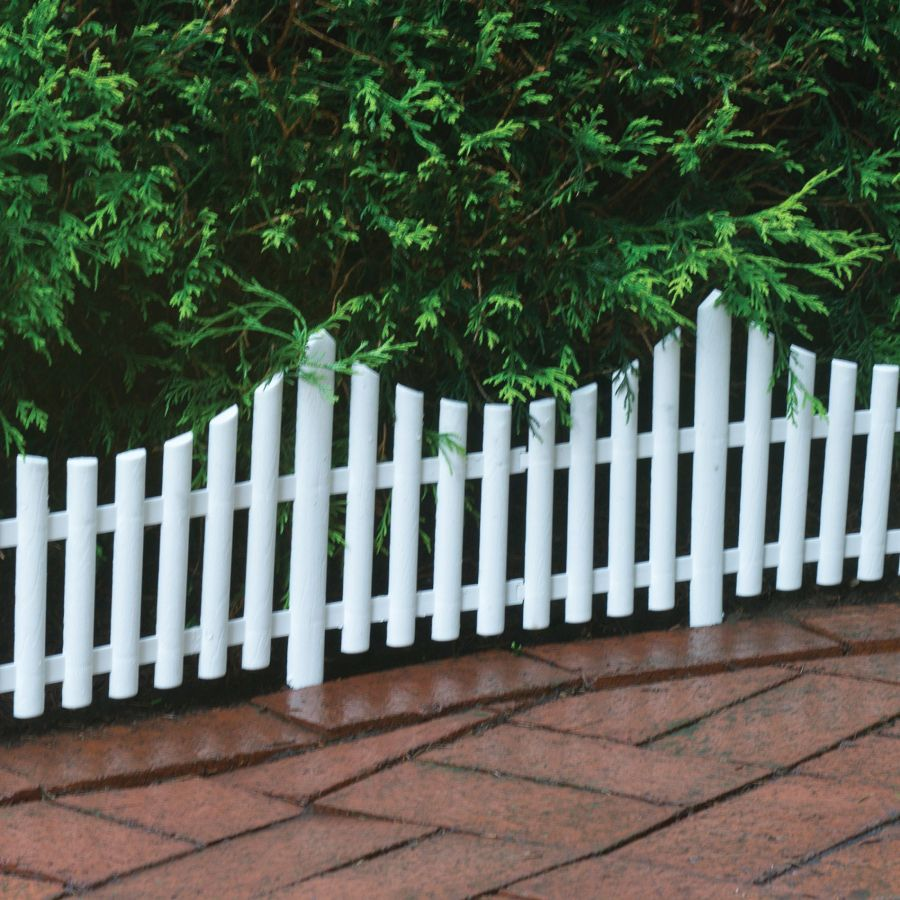 Garden Border Fence Edging