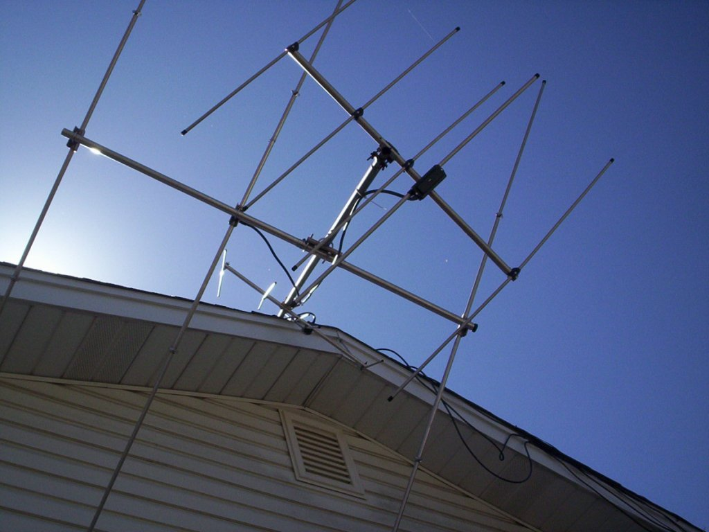 Image of: Ham Radio Antenna Roof Mount