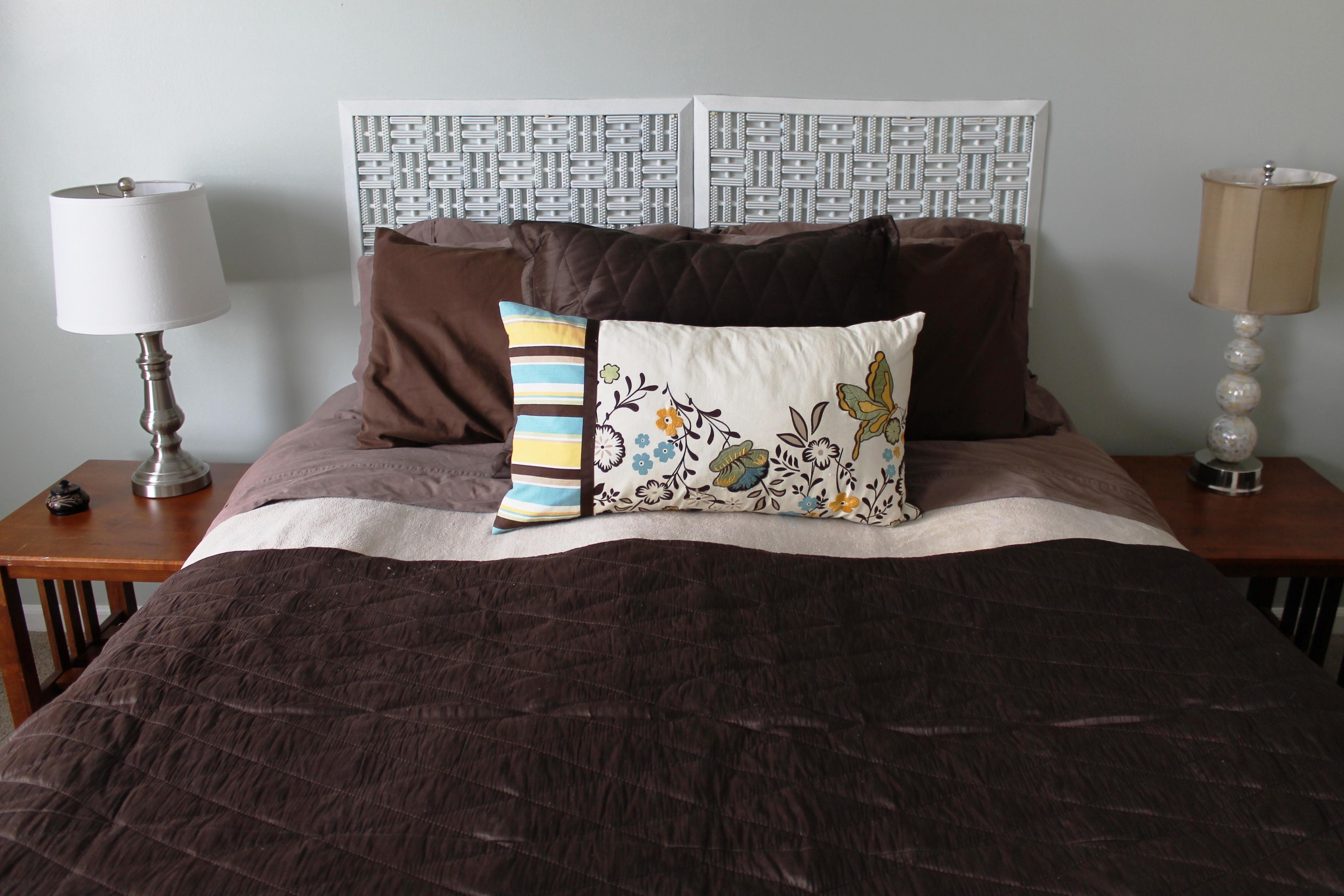 Image of: Headboard Design Ideas