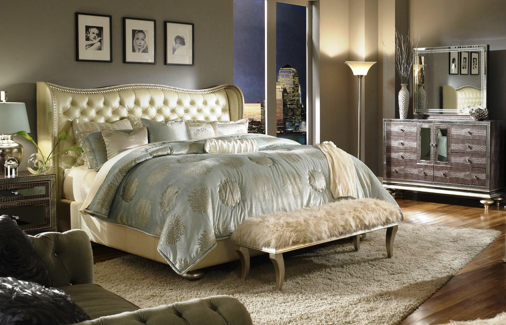 Image of: Headboard Designs For King Size Beds