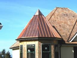 Image of: Idea Copper Roofing Sheet