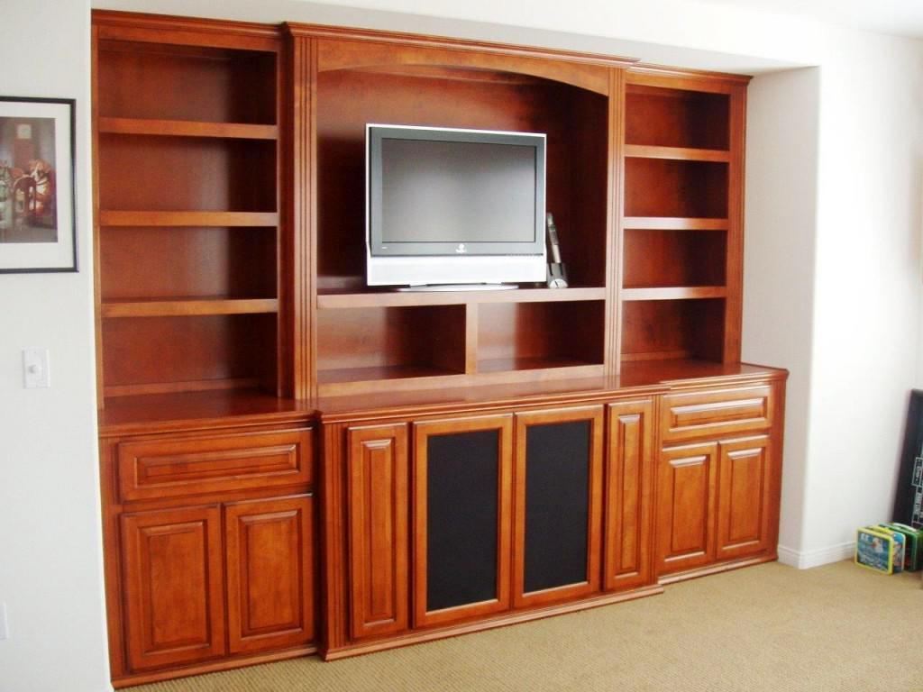 Image of: Large Entertainment Center