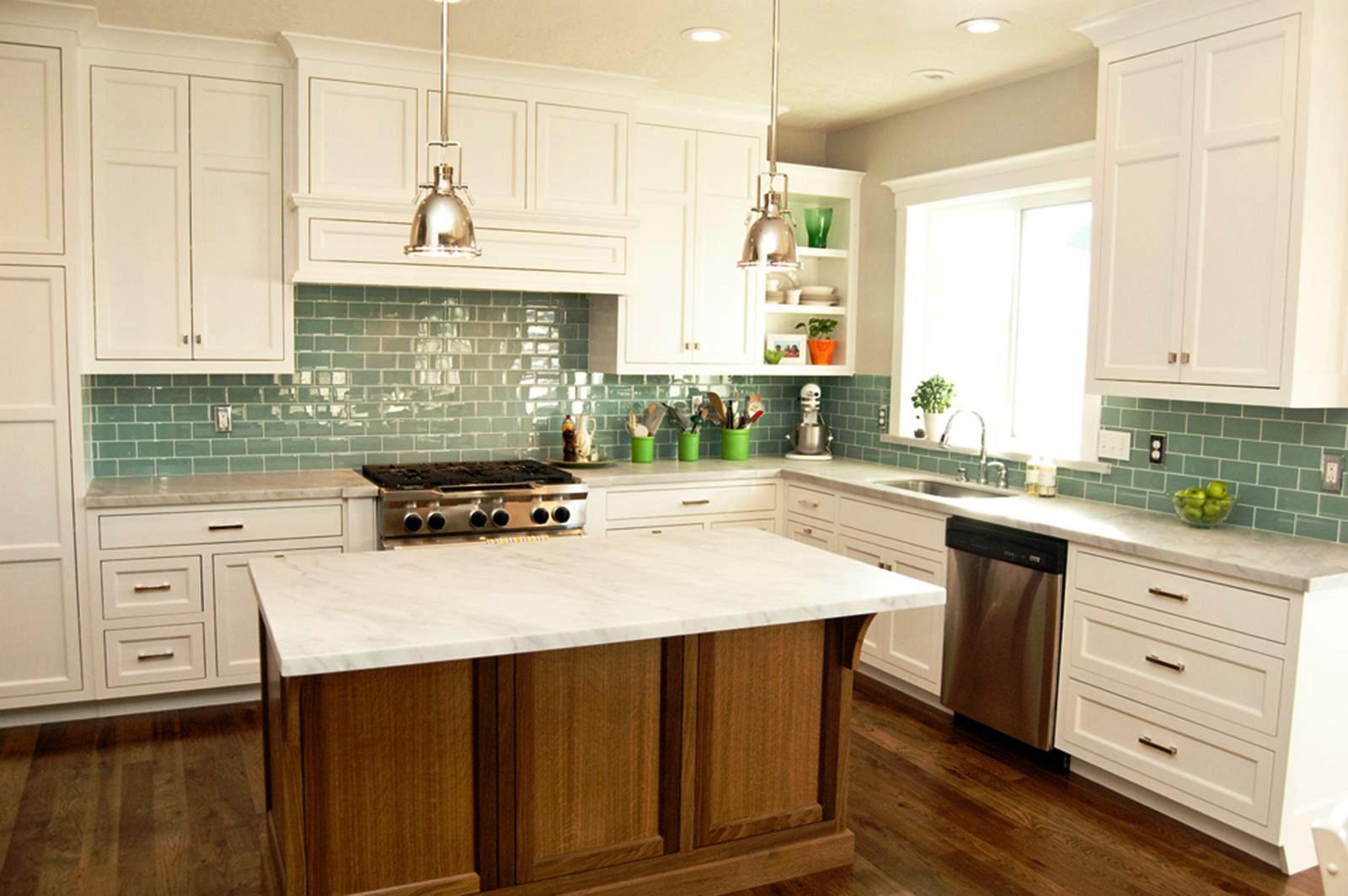 Image of: Lime Green Kitchen Accents