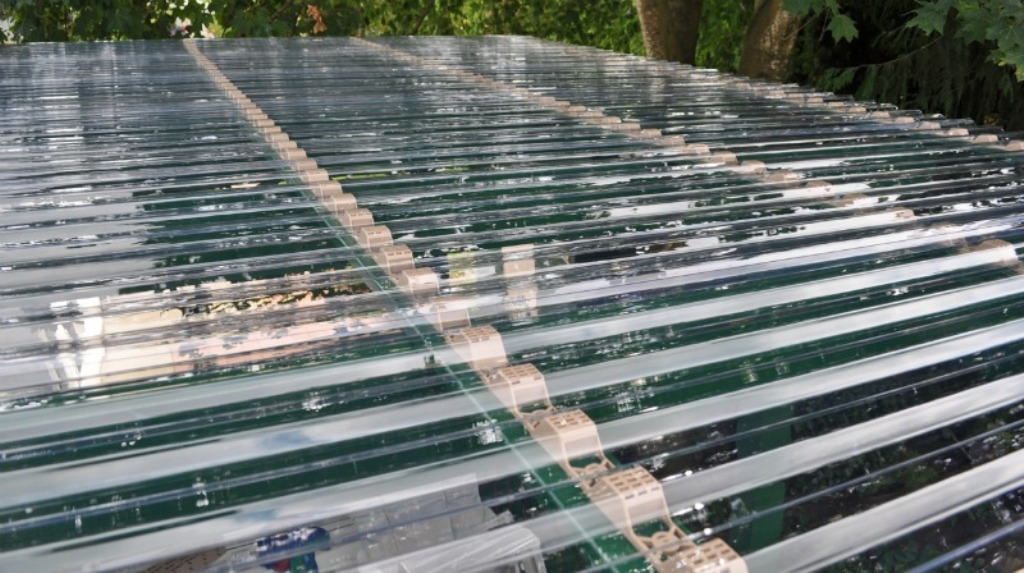 Menards Corrugated Clear Roofing Panels