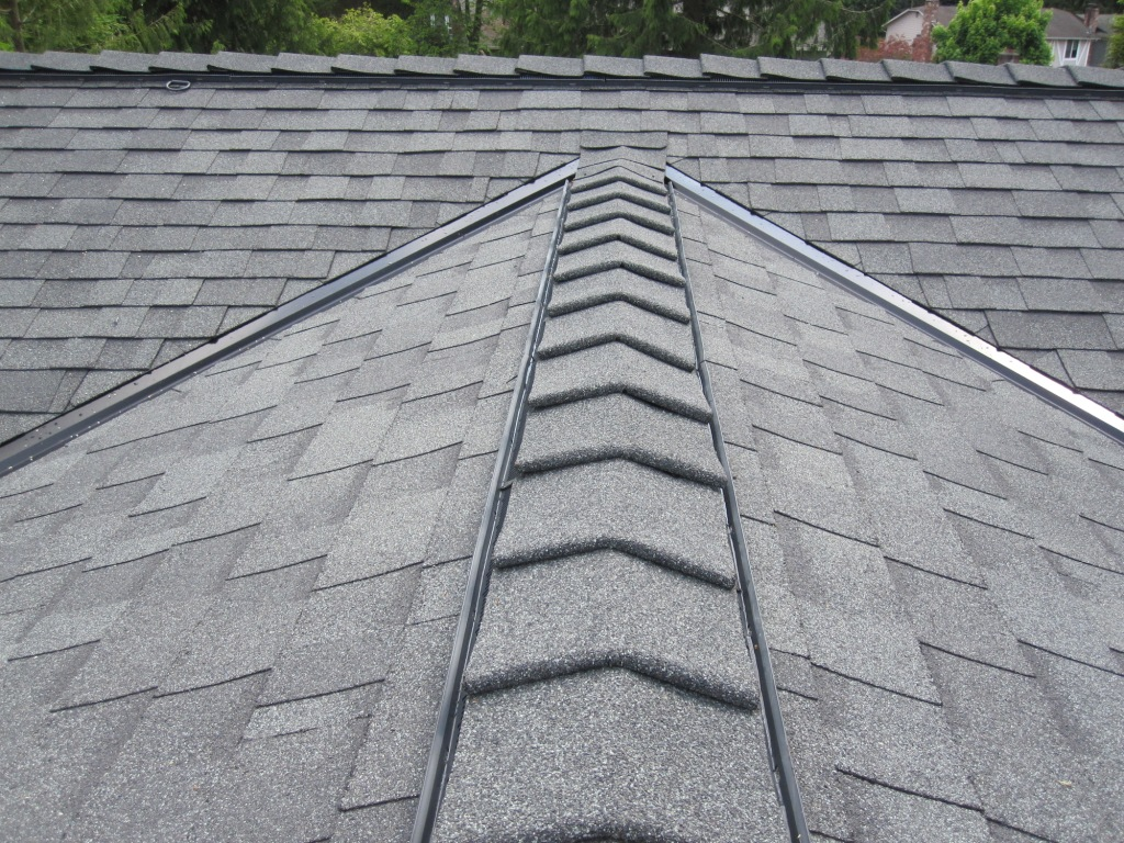 Modern Composite Roof Shingles
