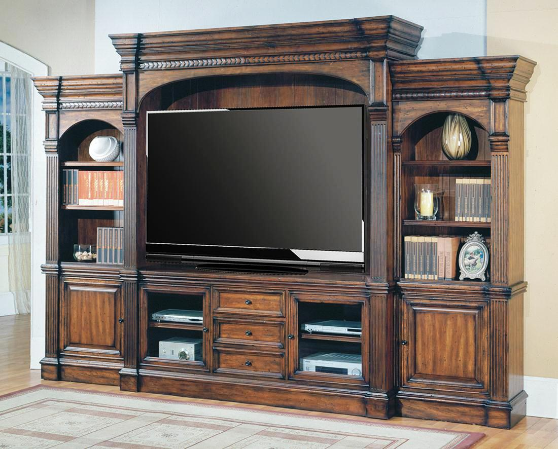 Image of: Modern Entertainment Centers
