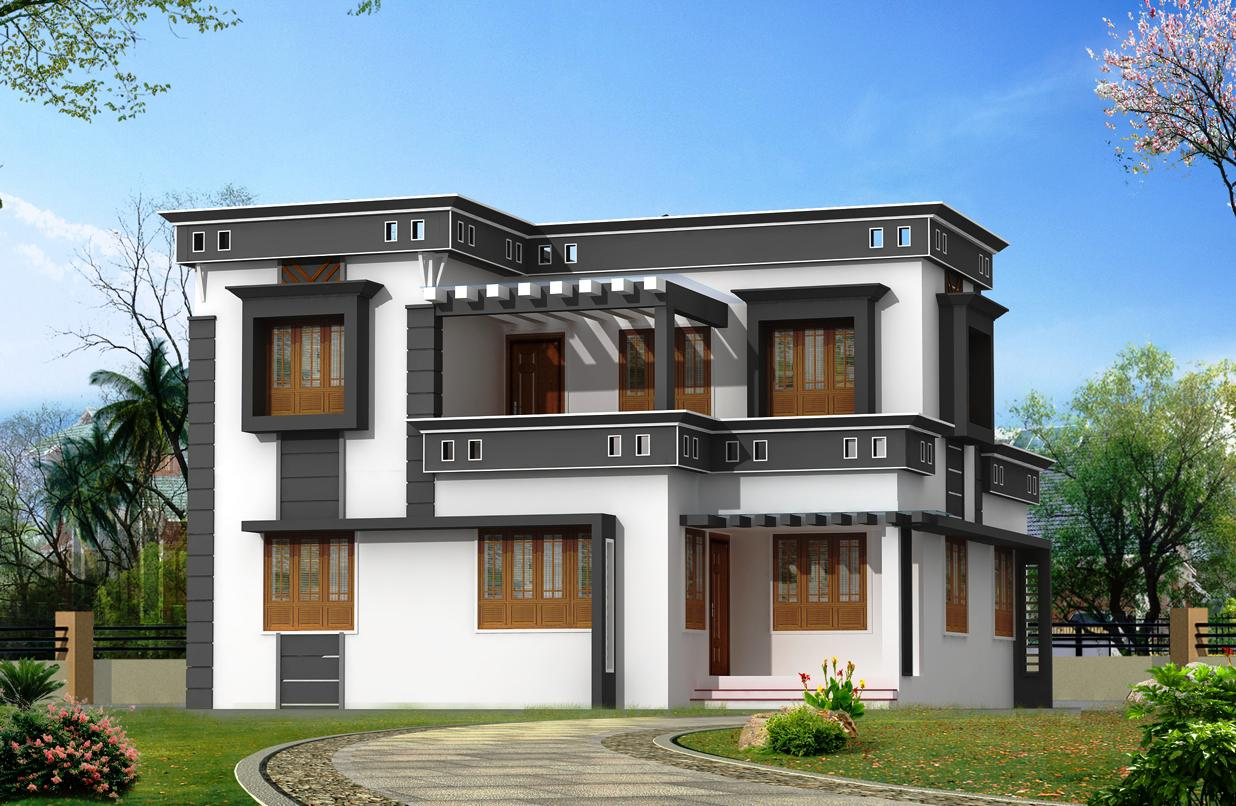 Image of: Modern House Designs Pictures Gallery