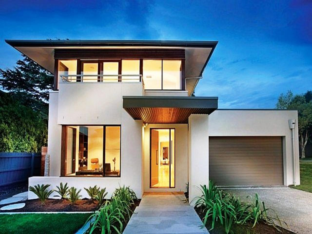Image of: Modern House Plans Free Download