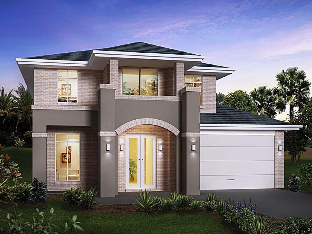 Modern House Plans With Photo
