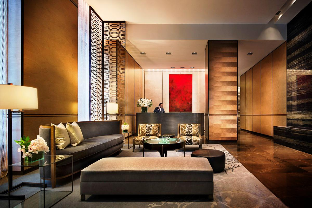 Image of: Modern Luxury Apartments Los Angeles