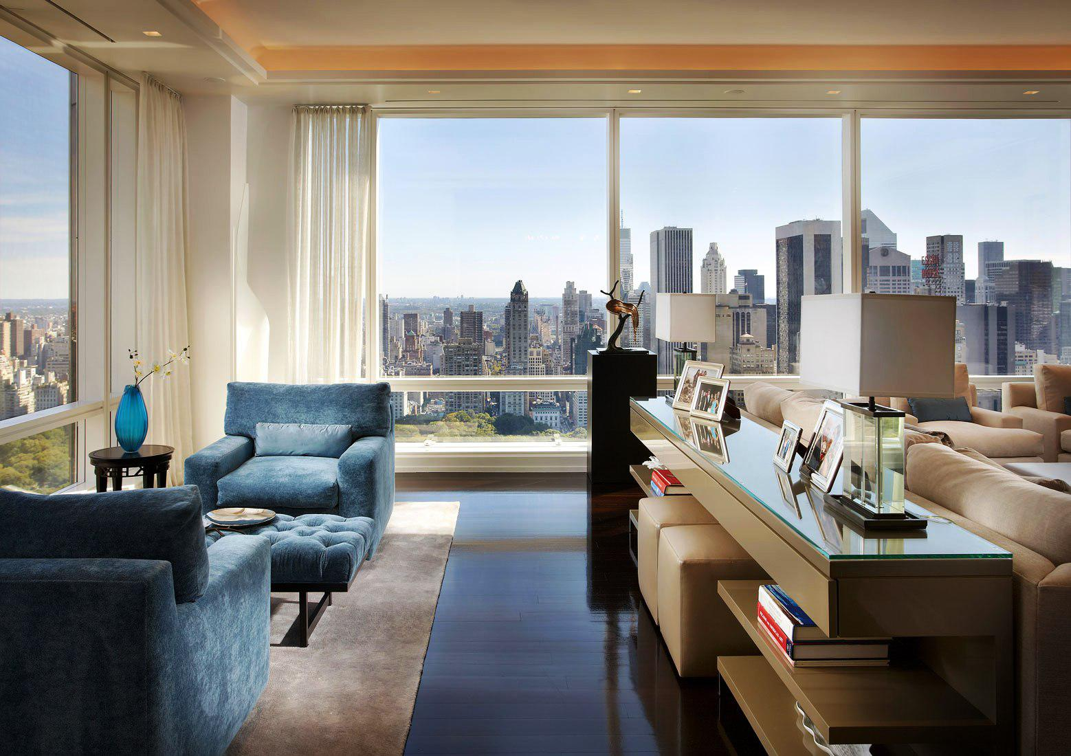Image of: Modern Luxury Apartments Manhattan
