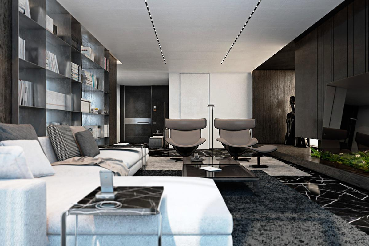 Image of: Modern Luxury Apartments New York City