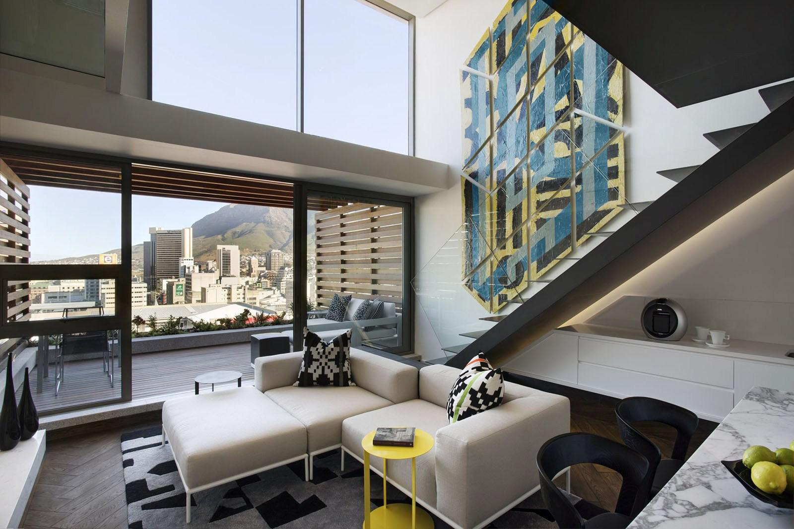 Image of: Modern Luxury Apartments Scottsdale