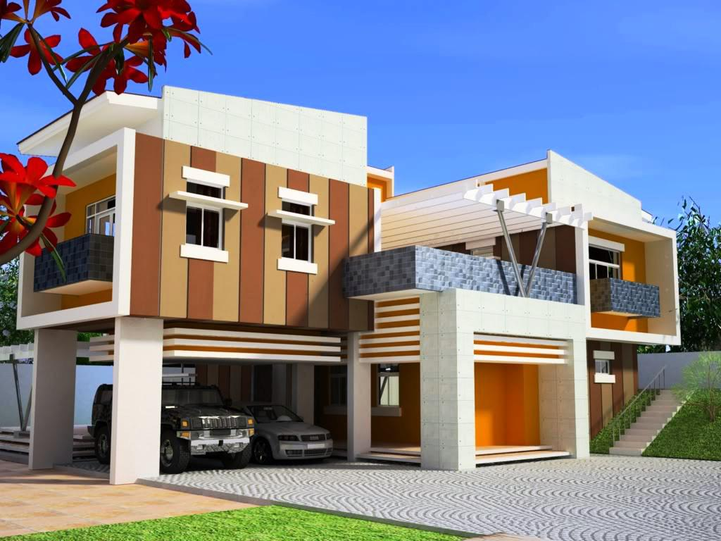 Image of: Modern Small House Plans With Photos