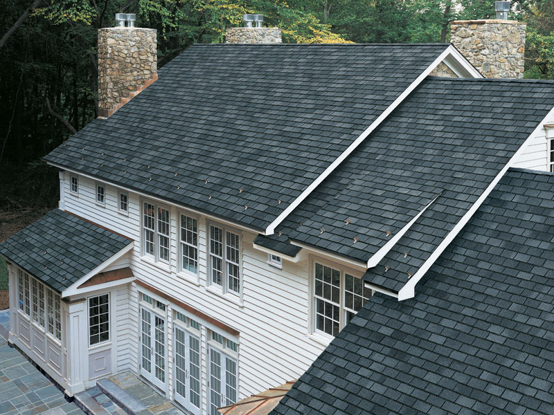 Image of: Nice 3 Tab Roofing Shingles Design