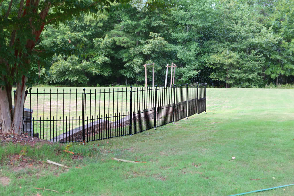 No Dig Fence Model
