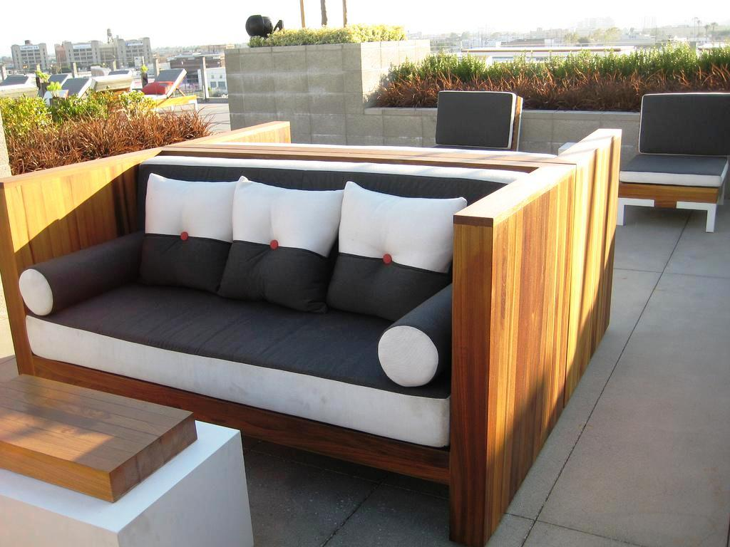 Image of: Outdoor Patio Seating