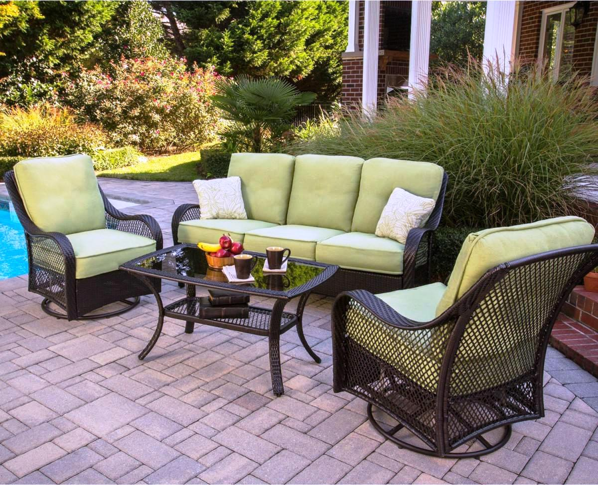 Image of: Outdoor Seating Furniture Patio Furniture