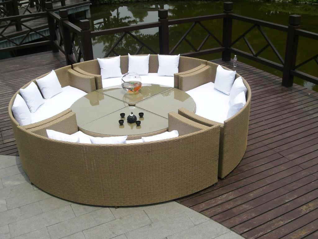 Image of: Outdoor Seating