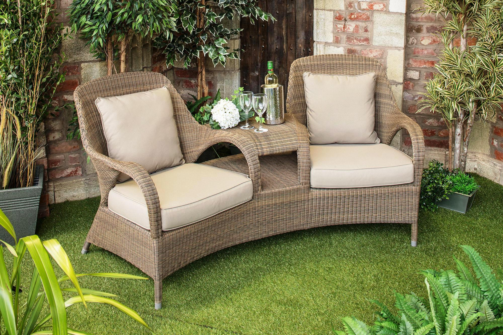 Image of: Patio Seating