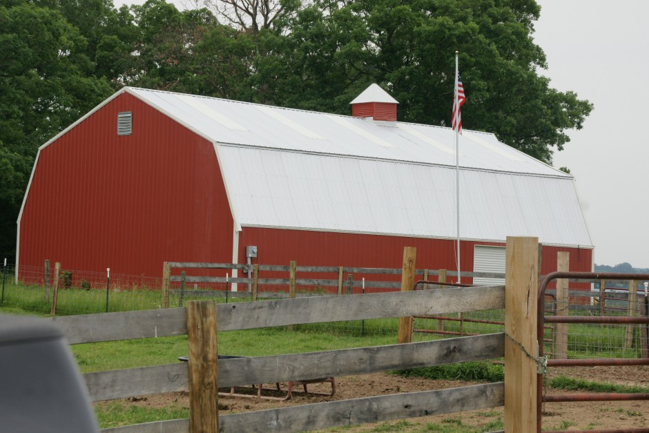 Image of: Picture Barn Style roof