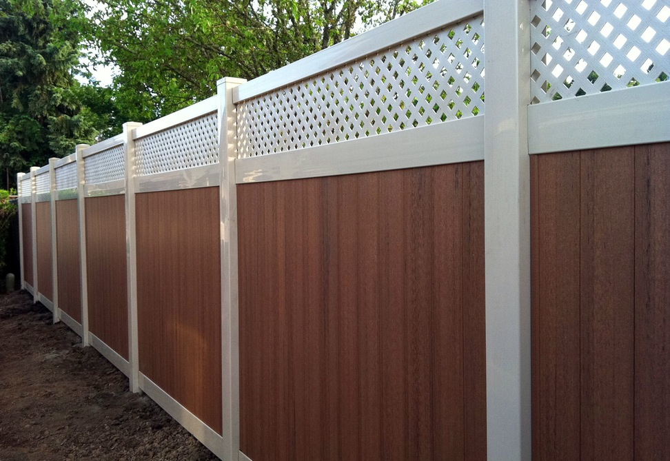 Image of: Popular No Dig Fence