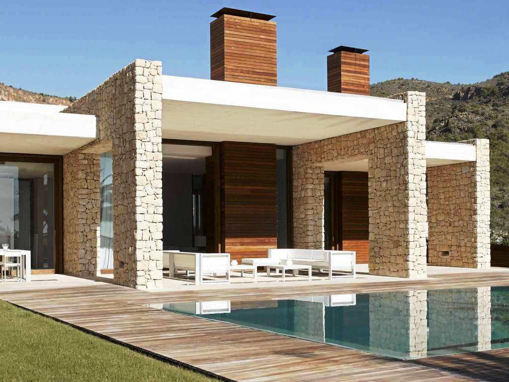 Image of: Simple Modern House Design