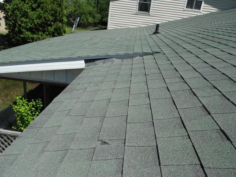 Image of: Stylish 3 Tab Roofing Shingles