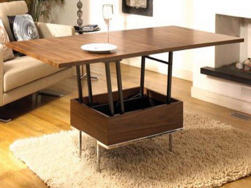 Image of: Coffee Table For Studio Apartment