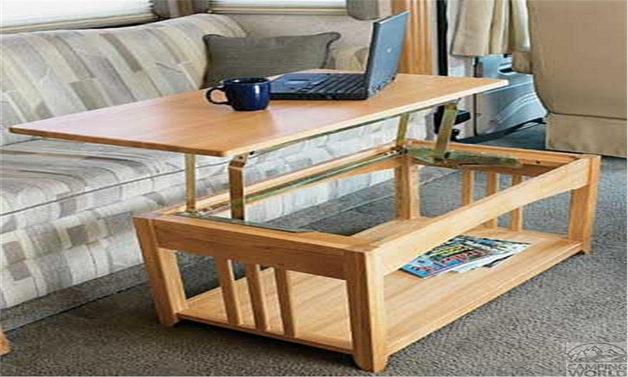 Image of: Extra Small Coffee Table