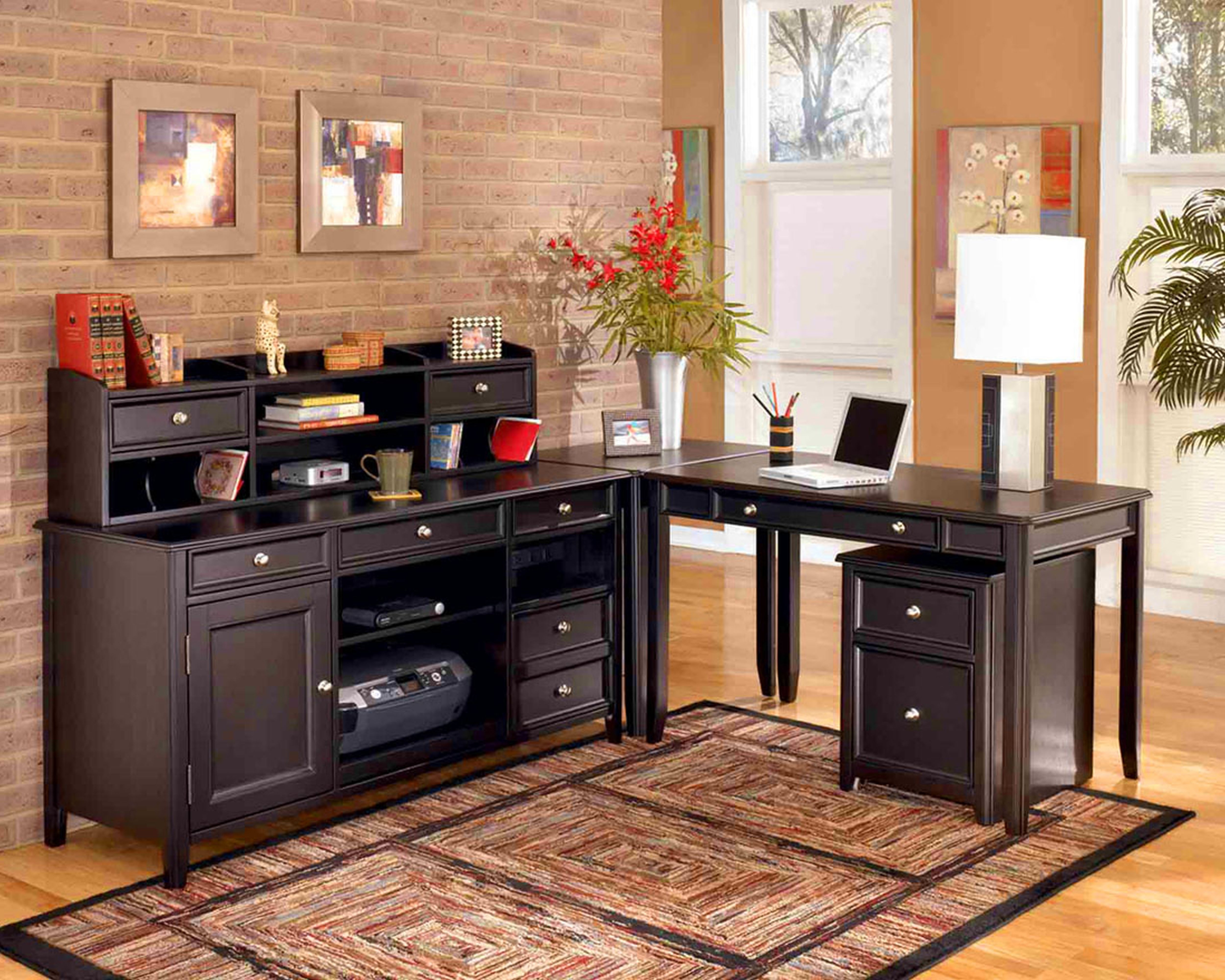 Image of: Home Office Ideas For Small Spaces