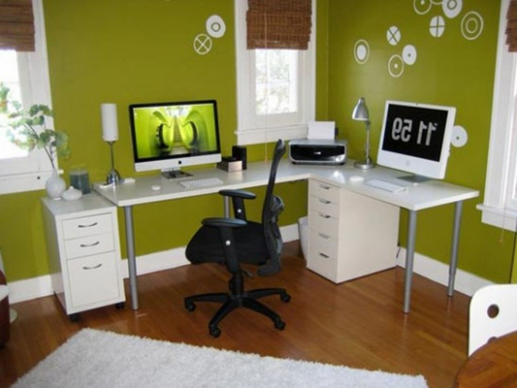 Image of: Home Office Ideas On A Budget