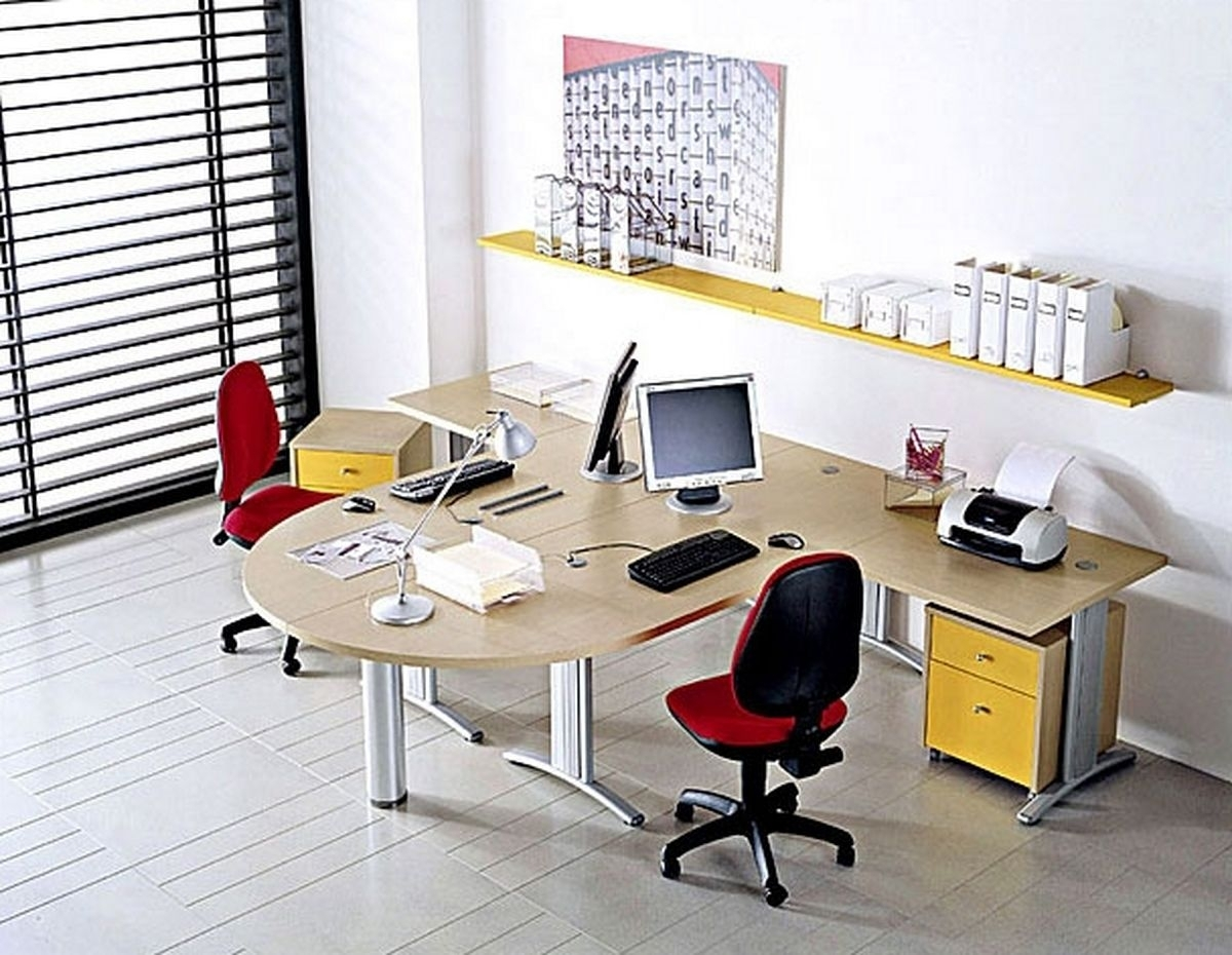 Image of: Home Office Setup Ideas