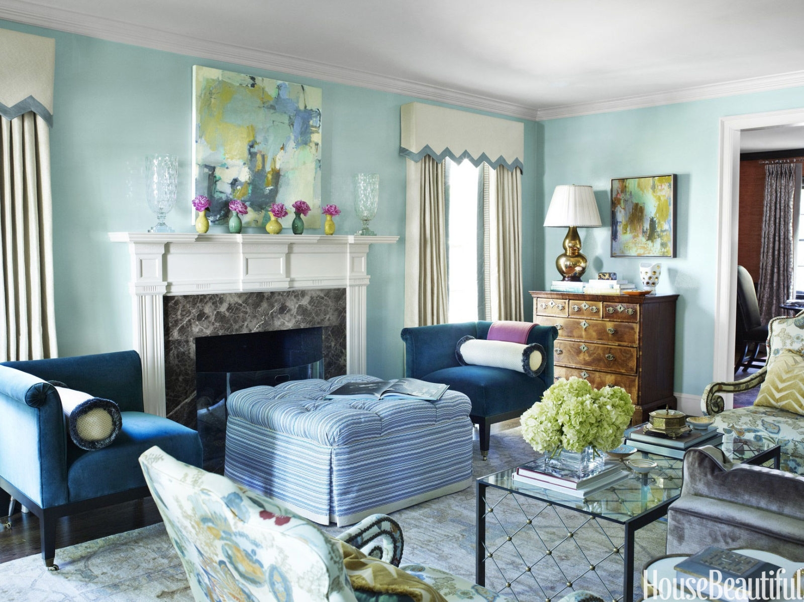 Image of: Nice Interior Paint Colors