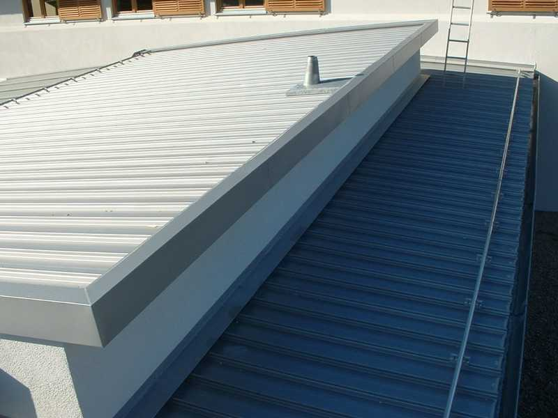 29 Gauge Metal Roofing Blue