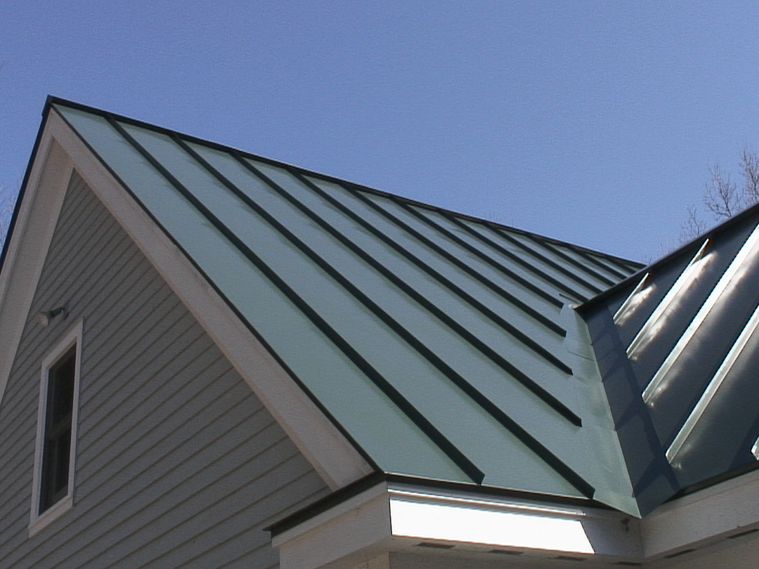 29 Gauge Metal Roofing In Beautiful Finishes Black