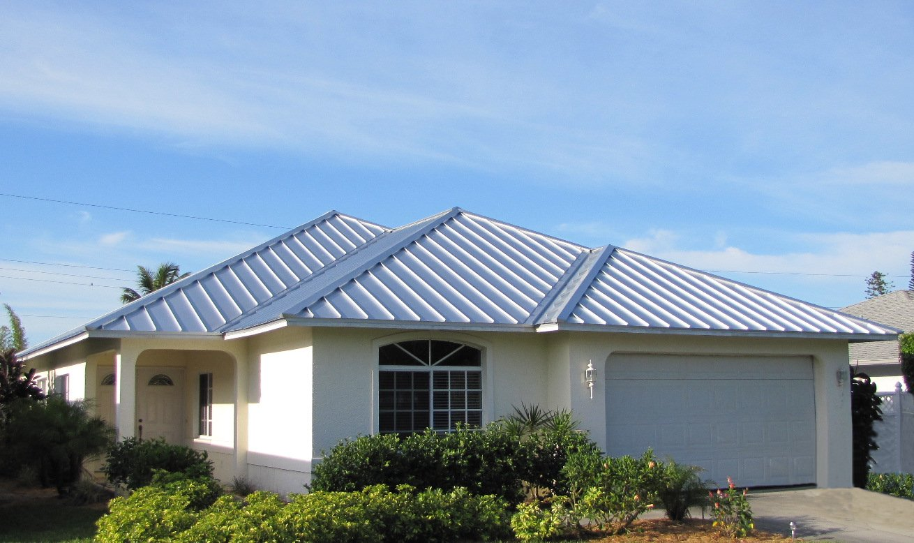 5v Metal Roof Home