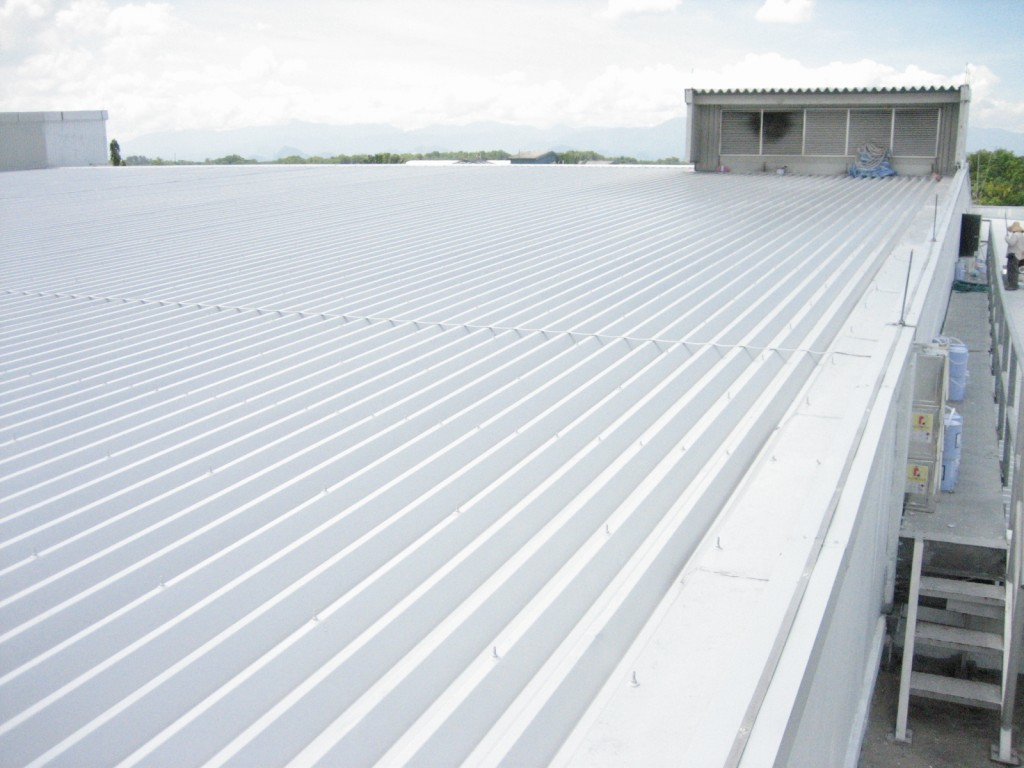Image of: Aluminum Roof Coating Colors