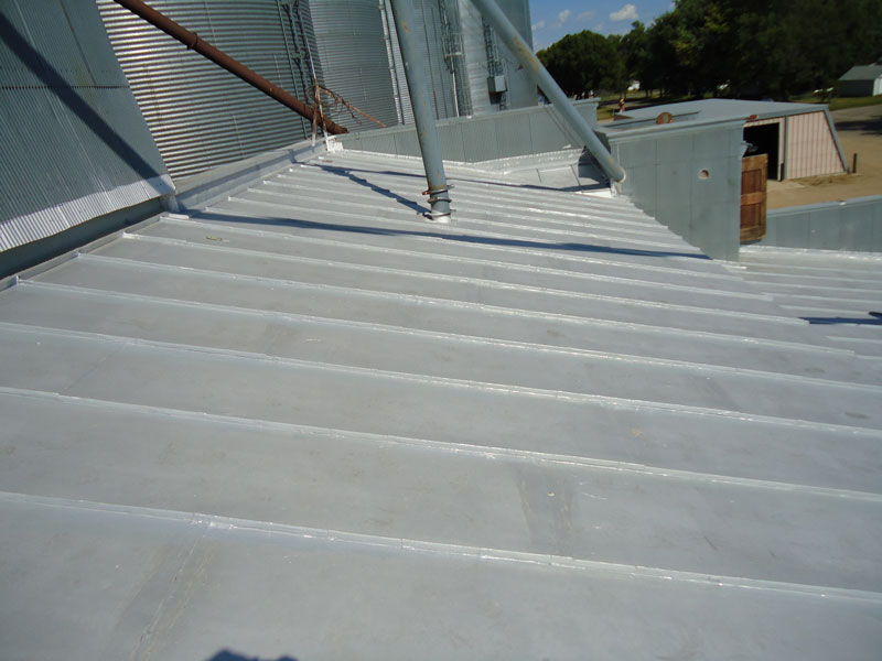 Image of: Aluminum Roof Coating Lowes