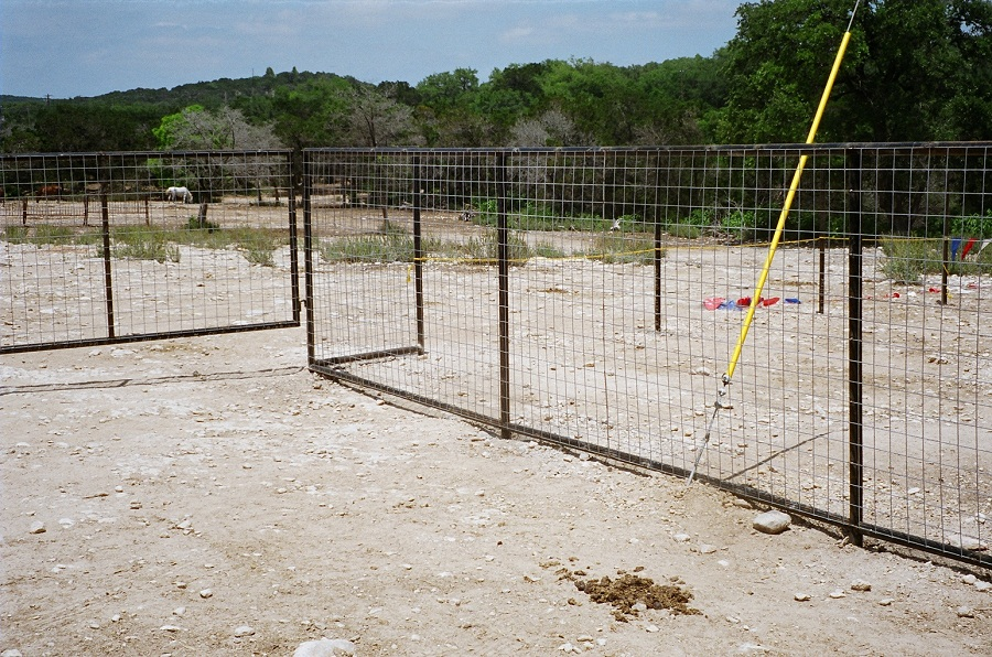 Image of: Cattle Fencing Outdoor