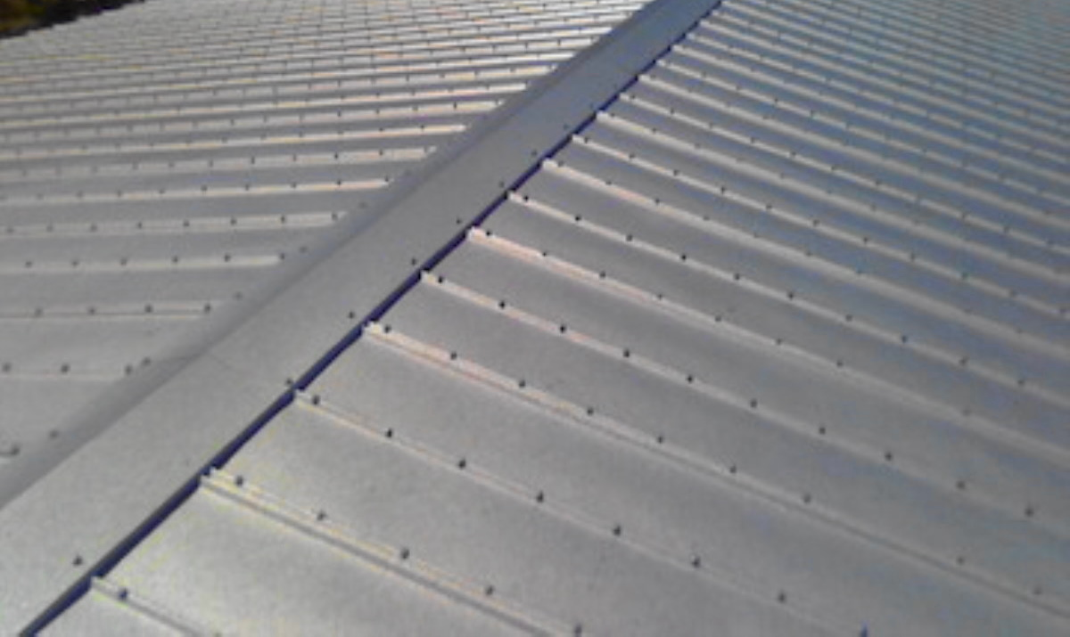 Type of 5v Metal Roof