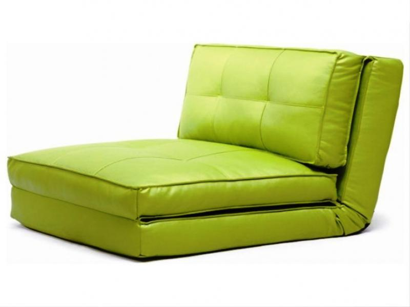 Image of: Contemporary Fold Down Futon IKEA Design
