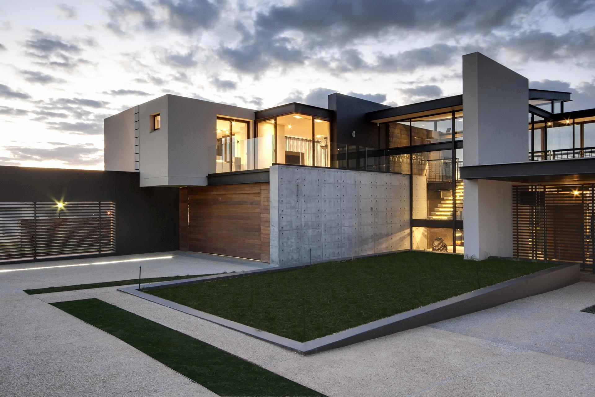 Image of: Architecture House Design