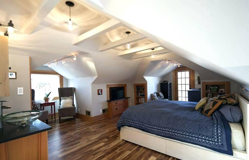 Image of: Charming Attic Dormer Ideas